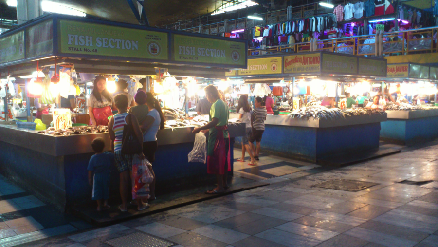 Difference between Supermarket and Wet Market